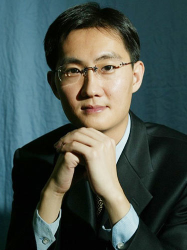 Hurun: Tencent's CEO Pony Ma The Richest on IT Rich List