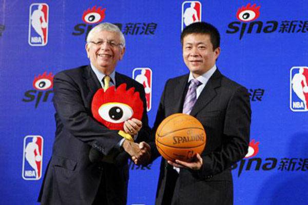 SINA NBA COOPERATION