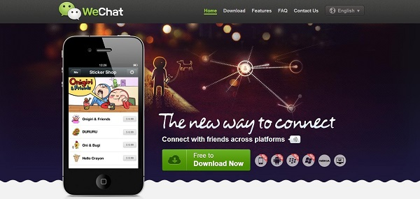 WeChat Hit 100 Million Downloads in Google Play — China ...