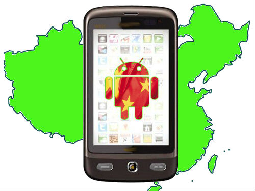 China -- The largest Market of Android