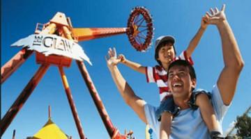 parent-child tourism in china